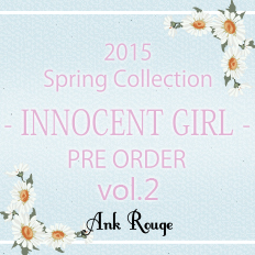 2015 Spring Collection vol.2