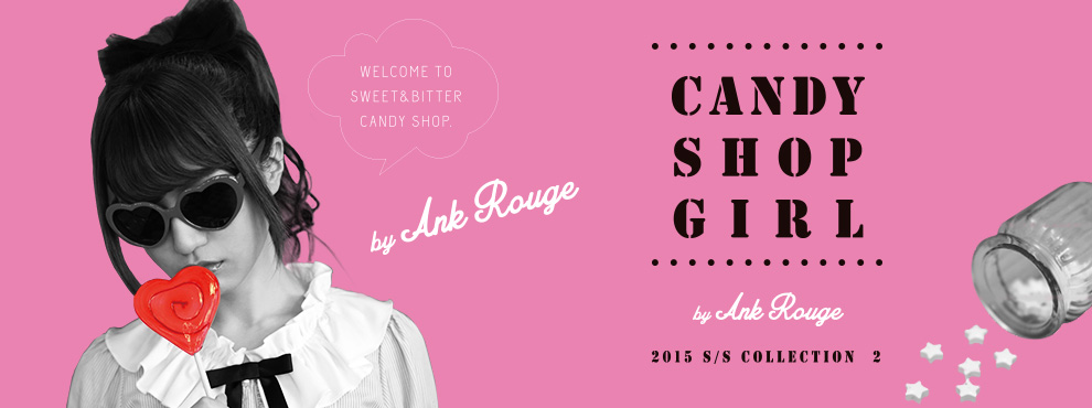 �yAnk Rouge�z2015 S/S COLLECTION 2