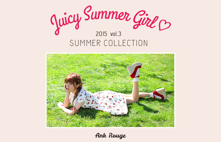 2015 SUMMER COLLECTION!!