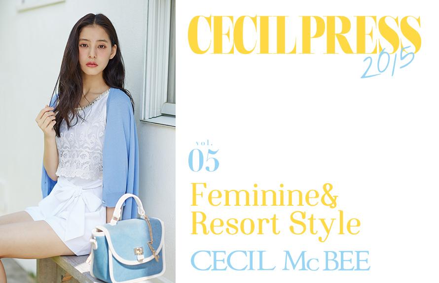 CECIL PRESS Vol5