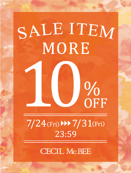 8DAYS LIMITED SALE MORE10��OFF