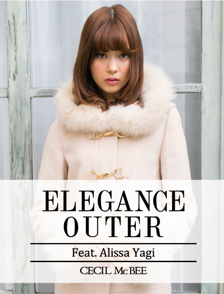 2015 AW ELEGANCE OUTER feat.Alissa Yagi