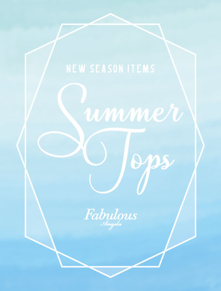 Summer Tops Collection