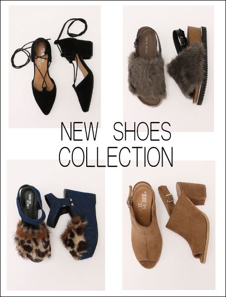 NEW SHOES COLLECTION