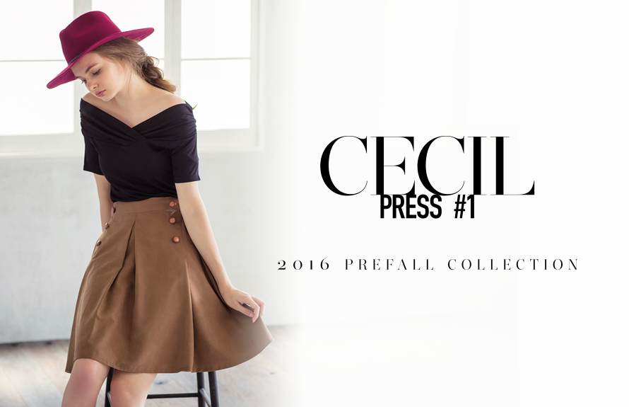 CECIL PRESS ♯1
