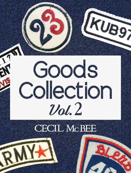 2016 AW GOODS COLLECTION VOL.2