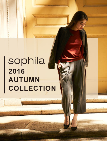 2016 AUTUMN COLLECTION