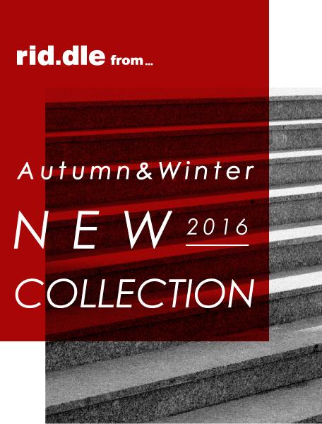 2016Autumn Collection