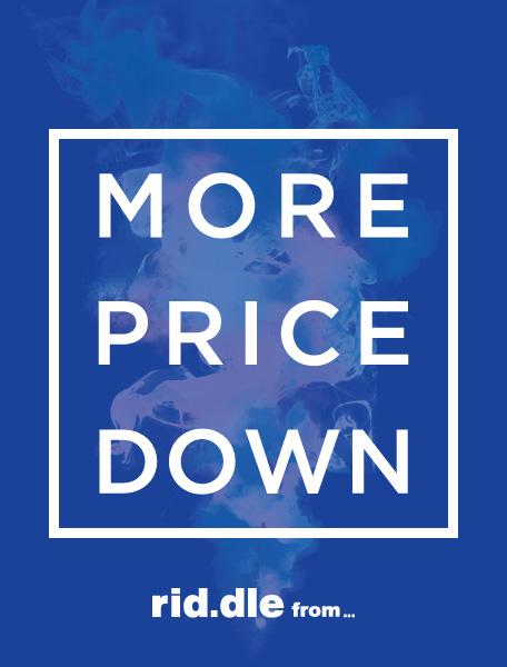 MORE PRICE DOWN