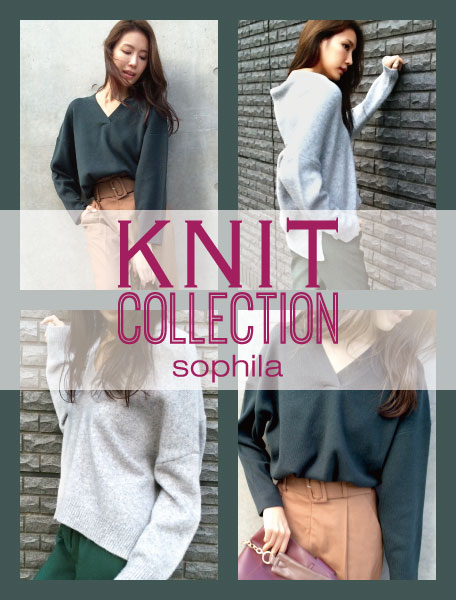 sophila Knit Collection