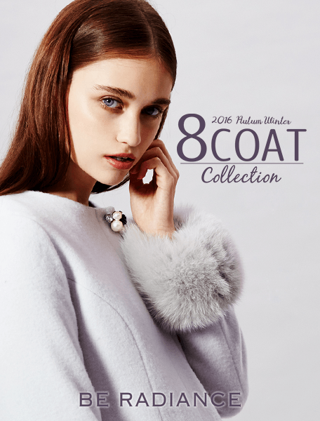 2016 Winter 8COAT Collection